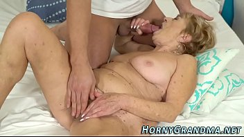 grandpa handjob cum5 granny Chubby girl with hairy arab pussyfucked