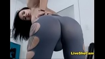 brunette ass girl perfect with Natacha y cecilia