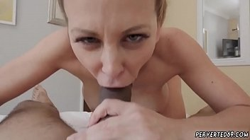 finger ass son femdom mom Veronika enjoys a hard black cock