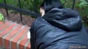 till sucks gets milf outdoor cum japanese cock Irene delgado anal5