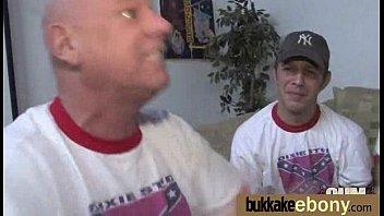 bukkake mature gangbang En la farmacia