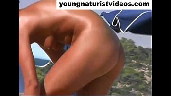 scat beach videos nude Sexy japanese housework