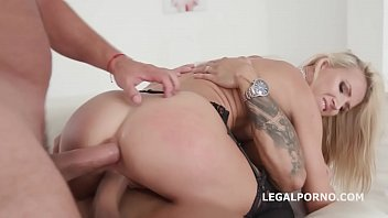 byron jewel denyle vs long Petite beauty loves anal and swallowing cum