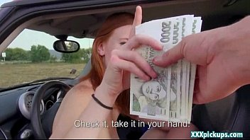 side fucked amateur public on road finger of in the brunette Mr x series of evil