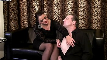 heels insertion high spiked Son fuck mom and make her squirt4