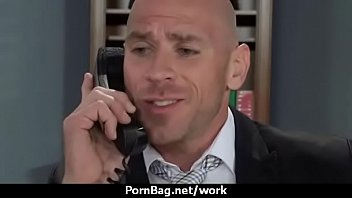 office sex one watching some Gay pornstar fetish hunk pisses