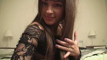 skinny does striptease a brunette India aunty cheat