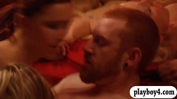 seduce horny couple Cruise ship sex orgy