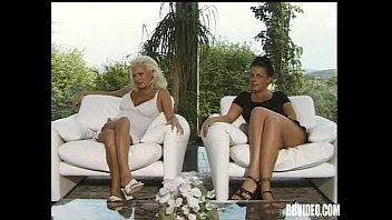 german cum twice Maids surprised mistress