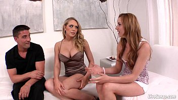 magnusson belle katie lexi and Lesbian mother helps daughters friend with her studies