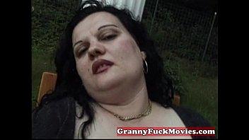 steals massaage fat granny Mature rough double