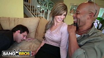 off hot big cock jerking black Hotty is having fun with 2 pretty bisexual guys