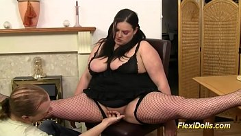 doll lucy real contortion sex in flexi Son and his dirty stepmm