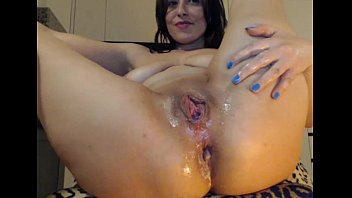 brother stepdaughter with wet Huge tits in bed