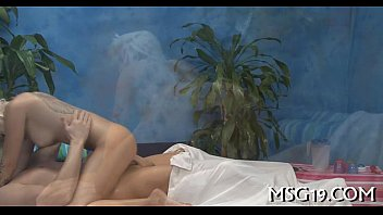 stunning for worthwhile vagina dyke massage Ebony valerie an caprice oil massage