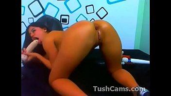 webcam boy anal fat Petite asian girl deepthroats and gags