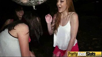 oil wild many with teens party Cogiendo sabroso con gaby 1