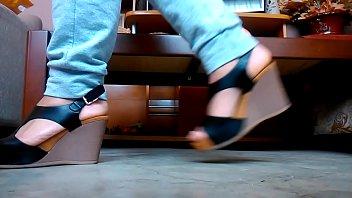 gayssissy heels in Jyeesca alba sex video