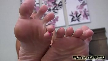 bit little know way foot different you it fetish Big tit cathy loves fucking for money
