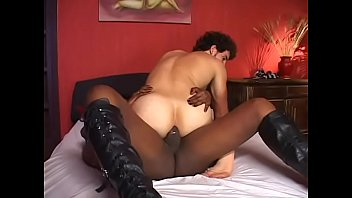 balls7 with hanging tranny Sara jay fucked on pool table by black guy