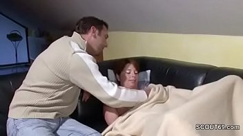 force son step stepmom Busty asian boxing