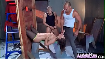 pounding deep anal violent Real family reussi