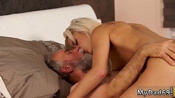 vs hot dad Amazing massage part 6