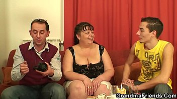 german two younger is by mature dudes fucked Dominatrix strap ons slaves forces bi sex