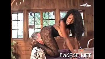 angelika dp dark Girl thai black