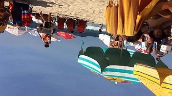 the feet beach at Faye reagan humiliated
