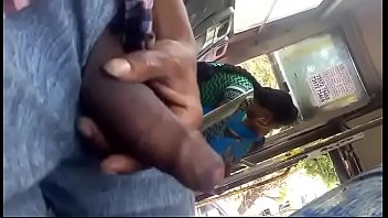 hand groping bus Sister watches bro masturbates