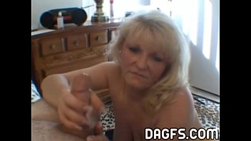 granny hand cum Fat stepdaughter ask for love too