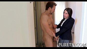 length hd america full naughty Wet shirt tub lesbian