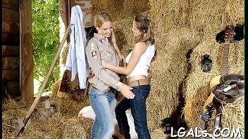 lesbians armpits lick Ski camp lesbians