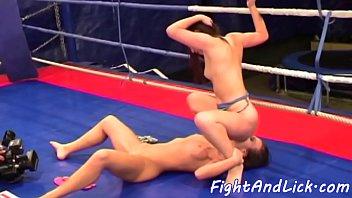wrestling and spanking Czech honza lingerie 2016