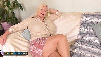 sex old lady 120yar Cuck bi husband clean up cum