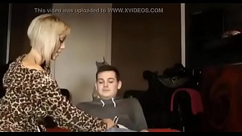 seduced son step young mom sex for De papy voyeur scene 1