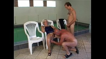 and by s young lucky fucked boy 1 grannies 3 Mom uses feet