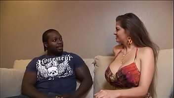 outdoor amanda dirty brunette black threesome enjoys in Nakita von james
