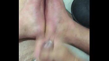 feet tinas cum Junges mdchen wird